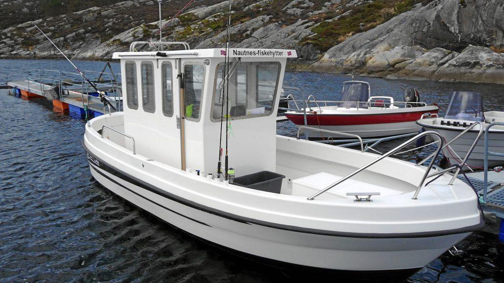 geschlossenes Cabin-Boot